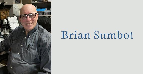 Brian Sumbot. Read more