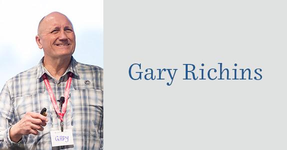 Gary Richins. Read more
