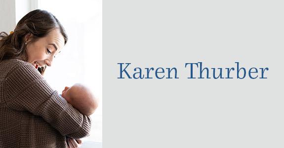 Karen Thurber. Read more