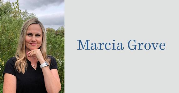 Marcia Grove. Read more
